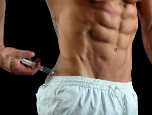 Anabolic steroid addiction